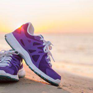 Par de zapatillas deportivas