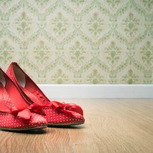 Zapatos de mujer vintage