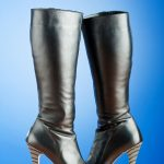 Woman top boots