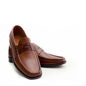Zapatos de hombre, marrones