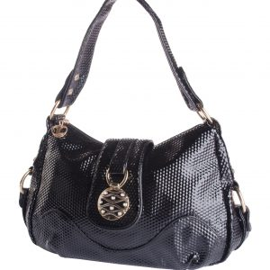 Stylish black bag